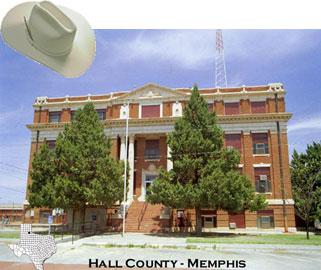Welcome to Hall County, Texas presented by Online Directory