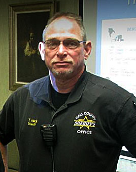 Hall County, Texas - Sheriff Thomas Heck